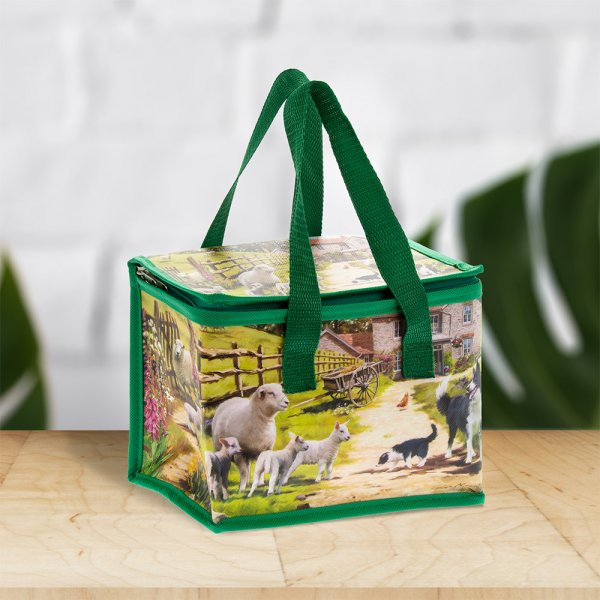COLLIE & SHEEP LUNCH BAG