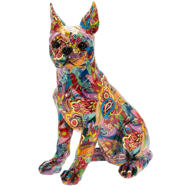 GROOVY ART FRENCH BULLDOG