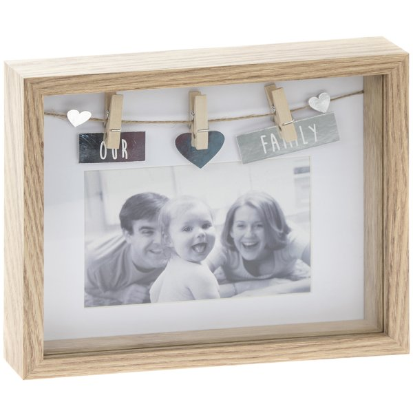 SENTIMENTS OUR FAMILY FRAME