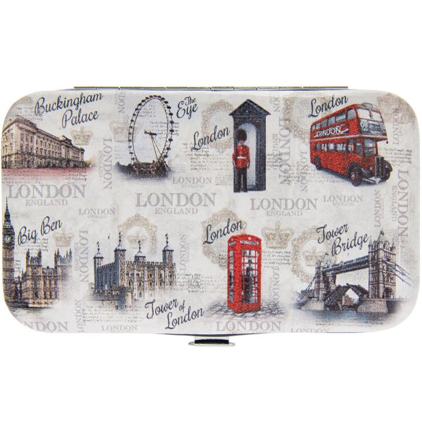 VINTAGE LONDON MANICURE SET