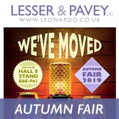 Only 3 Weeks to Autumn Fair 2019