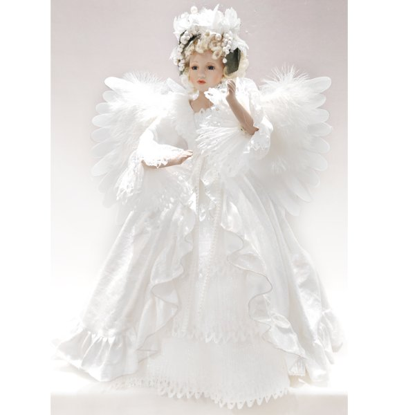 MOVING ANGEL WHITE 24""