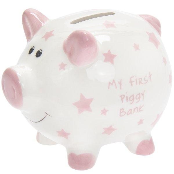 MY FIRST PIGGY BANK SMALL