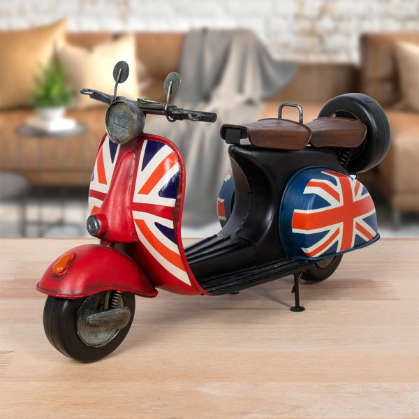VINTAGE UNION JACK SCOOTER