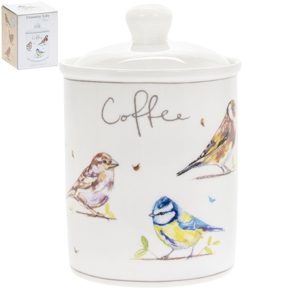 COUNTRY LIFE BIRDS COFFEE