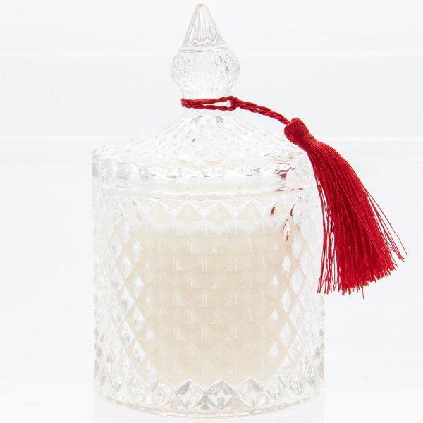 DESIRE CANDLE JAR VANIL/NUTMEG