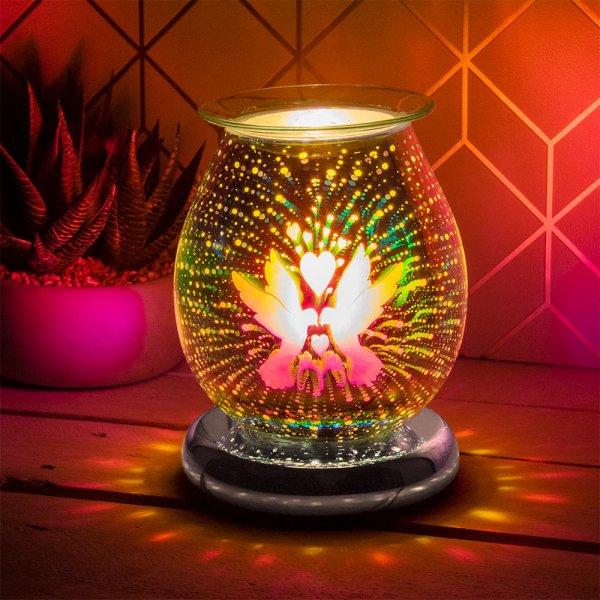 DESIRE AROMA LAMP LOVE BIRDS