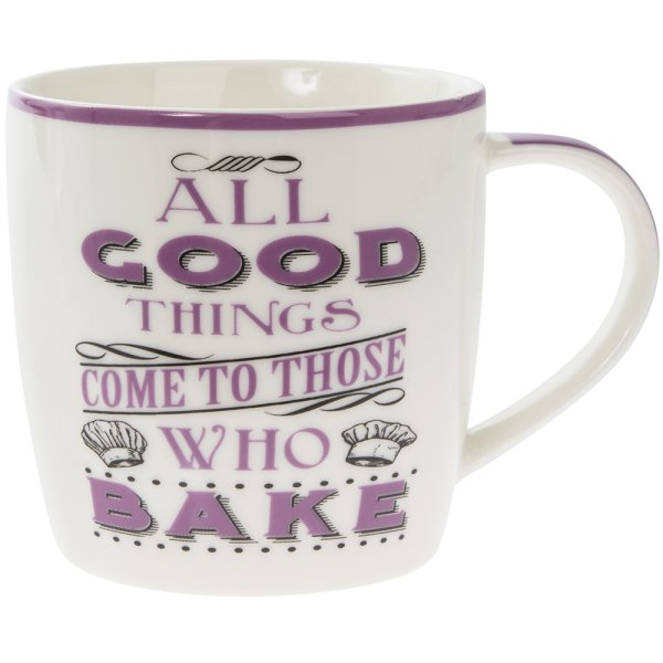 THOSE WHO BAKE MUG