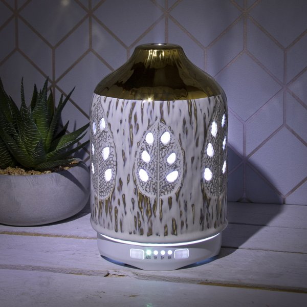 GOLD/LEAF HUMIDIFIER