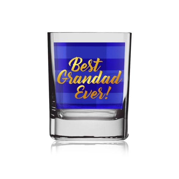GRANDAD WHISKY GLASS