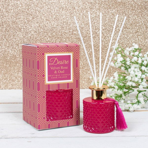 VELVET ROSE&OUD DIFFUSER 100ML