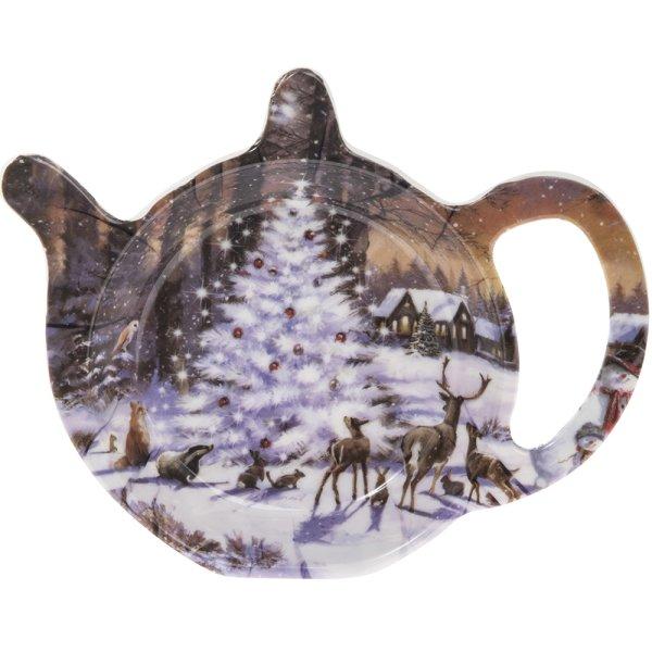 MAGIC CHRISTMAS TEABAG TIDY