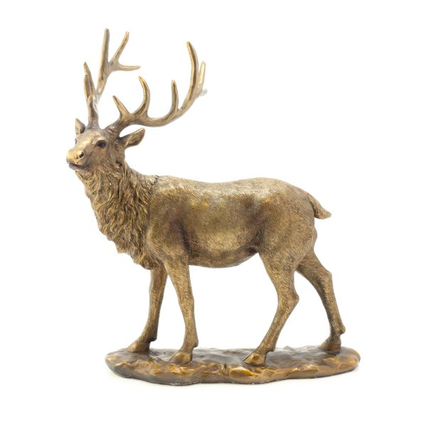 REFLECTIONS BRONZED STAG