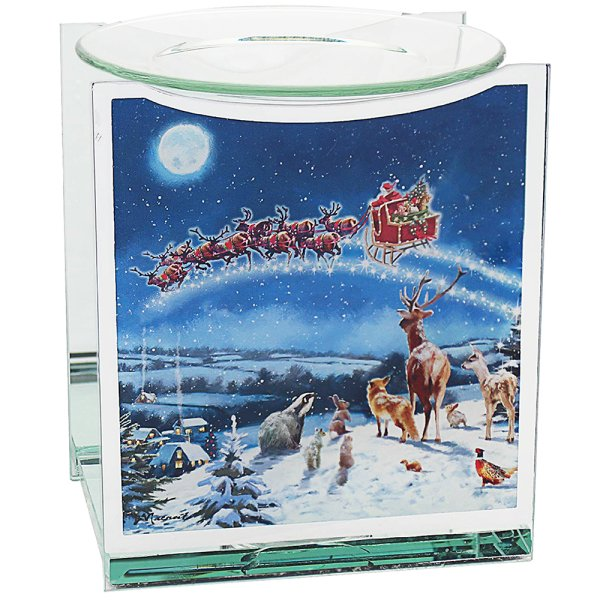 MAGIC OF XMAS OIL BURNER