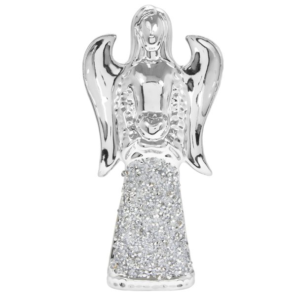 ANGEL SILVER SPARKLE L