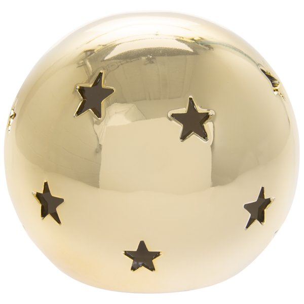 GOLD STAR LED BALL L