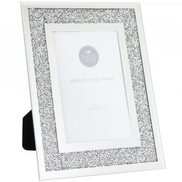 MULTICRYSTAL PHOTO FRAME 4X6