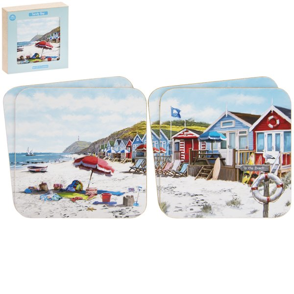SANDY BAY COASTERS S4