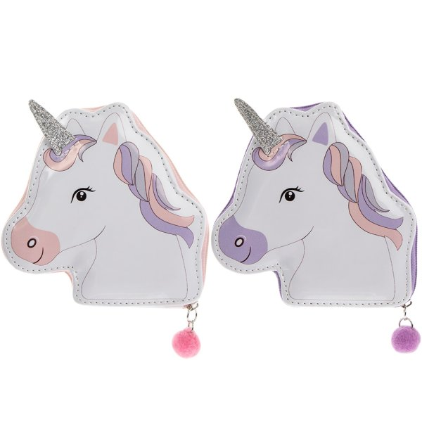 UNICORN MANICURE SET 2 ASST