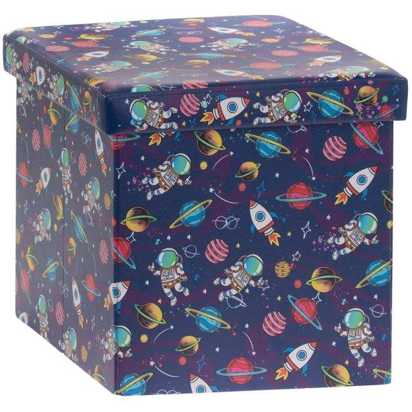 SPACEMAN FOLDING BOX