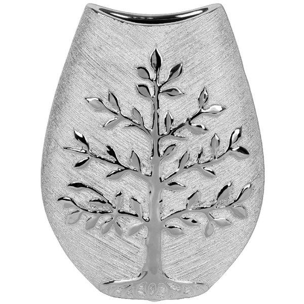 SILVER ART VSE TREEOFLIFE 25CM