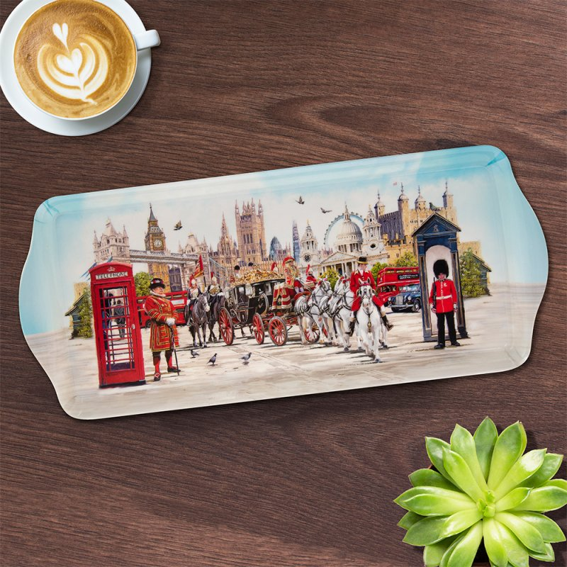 LONDON COLLAGE TRAY MED