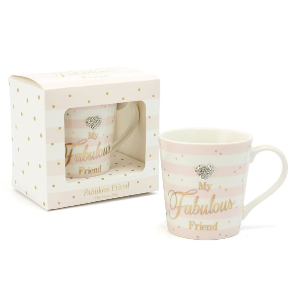 MAD DOTS FAB FRIEND MUG