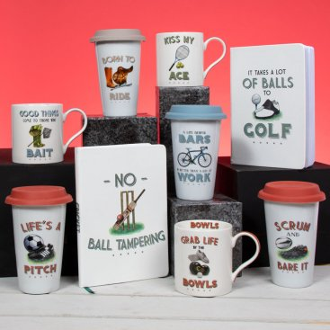 CLASSIC SPORT & HOBBY MUGS & GIFTS