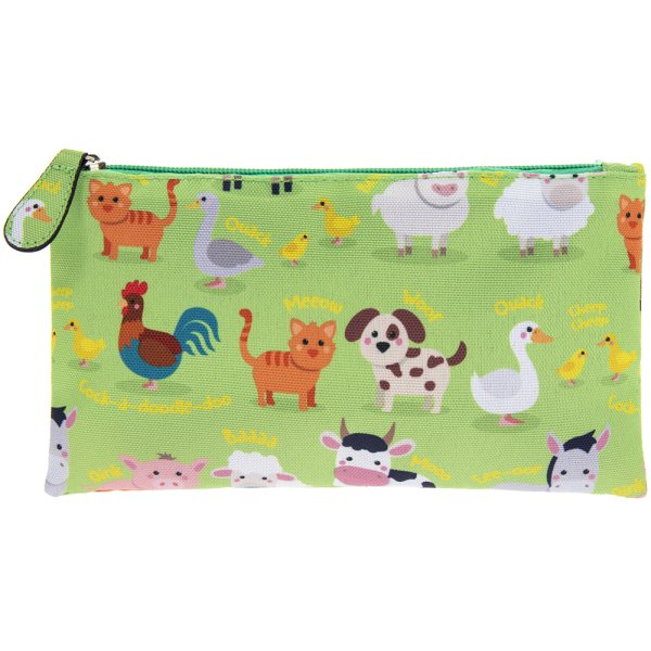 FARMYARD PENCIL CASE