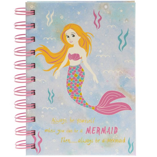 MERMAID NOTEBOOK A6