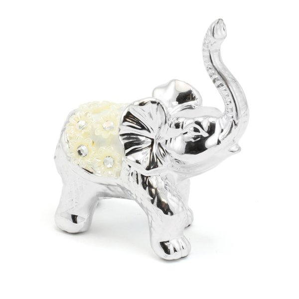 SILVER MILLE ELEPHANT - M