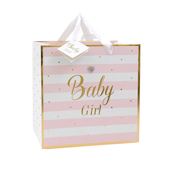 MAD DOTS BABY GIRL GIFTBAG MED