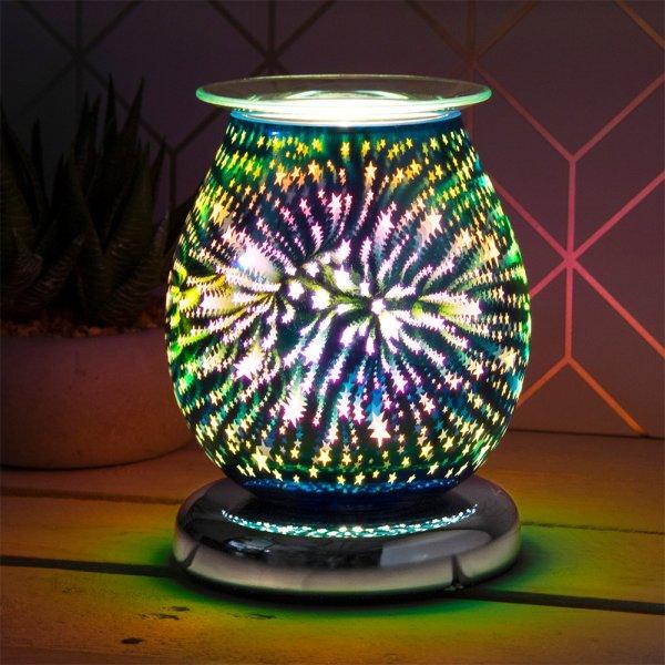 DESIRE AROMA LAMP STARBURST