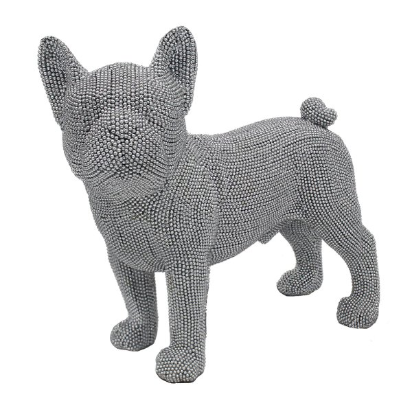 SILVER ART FRENCHIE STANDING