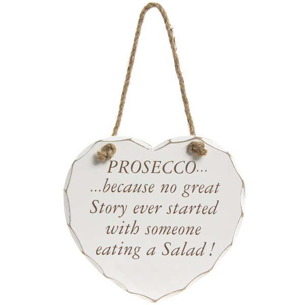 PROSECCO GREAT STORY PLAQUE