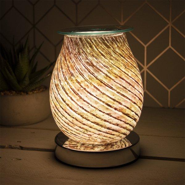 DESIRE AROMA LAMP SWIRL
