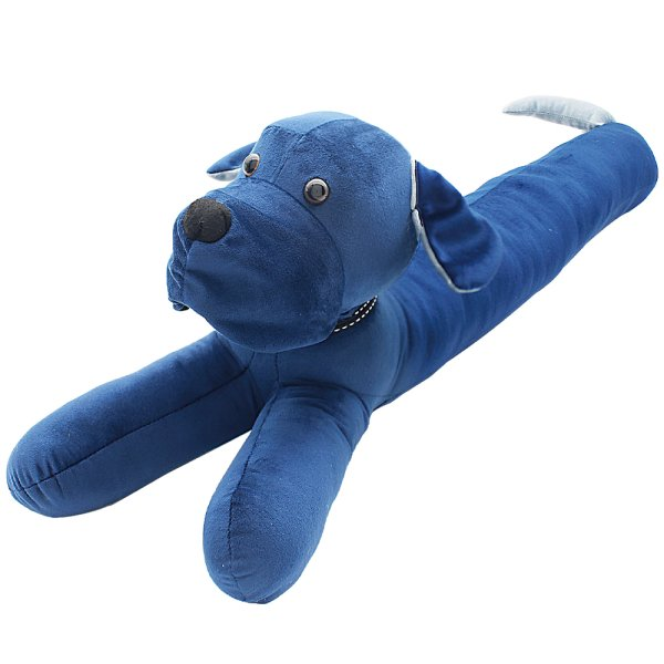 VELVETEEN DOG DRAUGHT EXCLUDER
