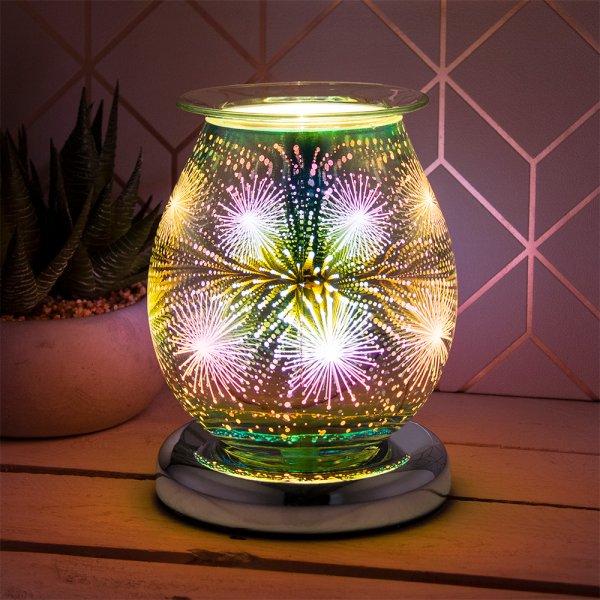 DESIRE AROMA LAMP SPARKLE