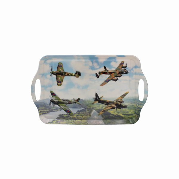 CLASSIC PLANES TRAY LARGE