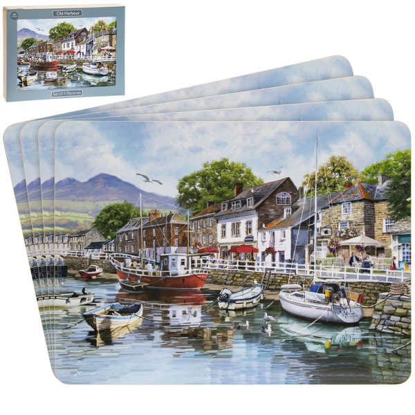 OLD HARBOUR PLACEMATS S4