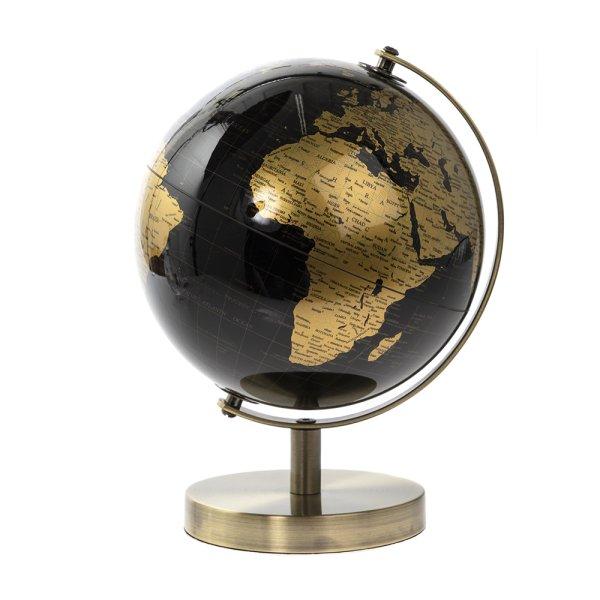 GLOBE BLACK & GOLD