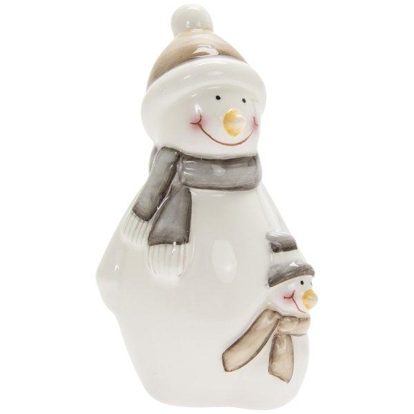 SNOWMAN WHITE SMALL