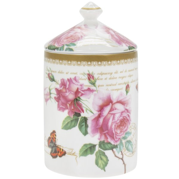 REDOUTE ROSE CANDLEJAR