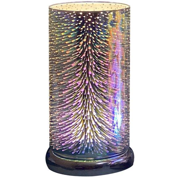 STARBURST 3D LED TOUCH LAMP
