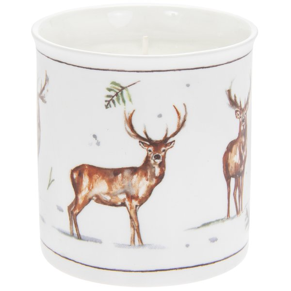 WINTER STAGS SCENTED CANDLE