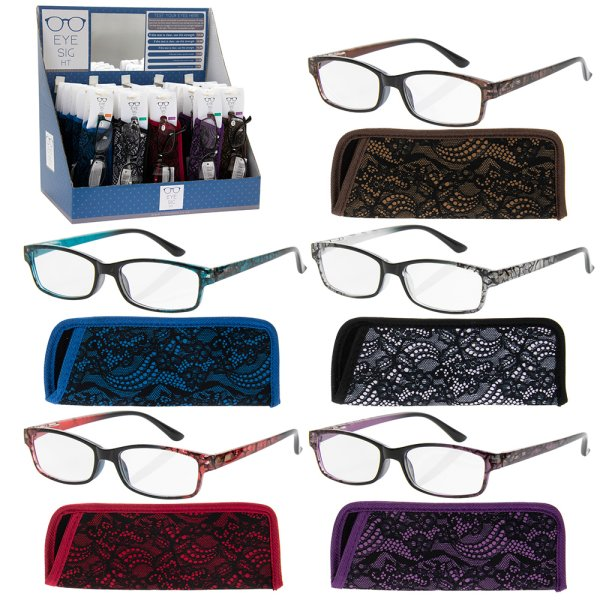 EYE SIGHT READING GLASSES 5A