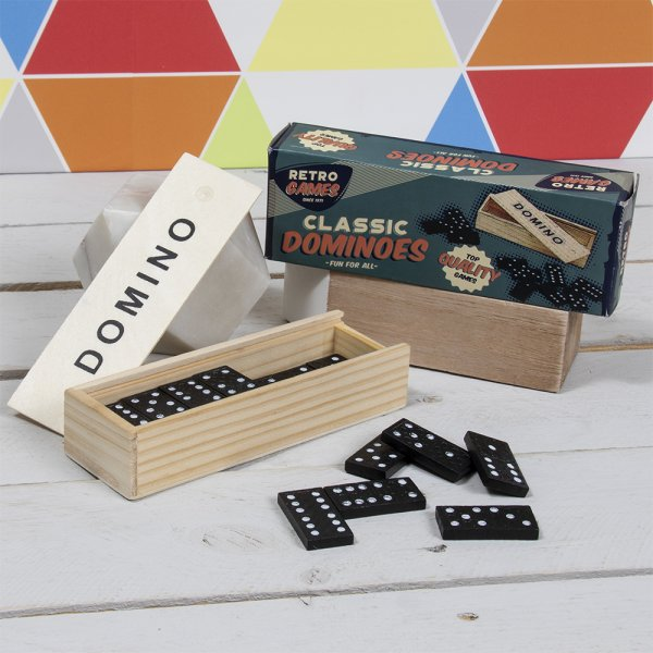 RETRO DOMINOES