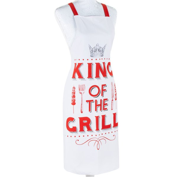 KING OF GRILL APRON