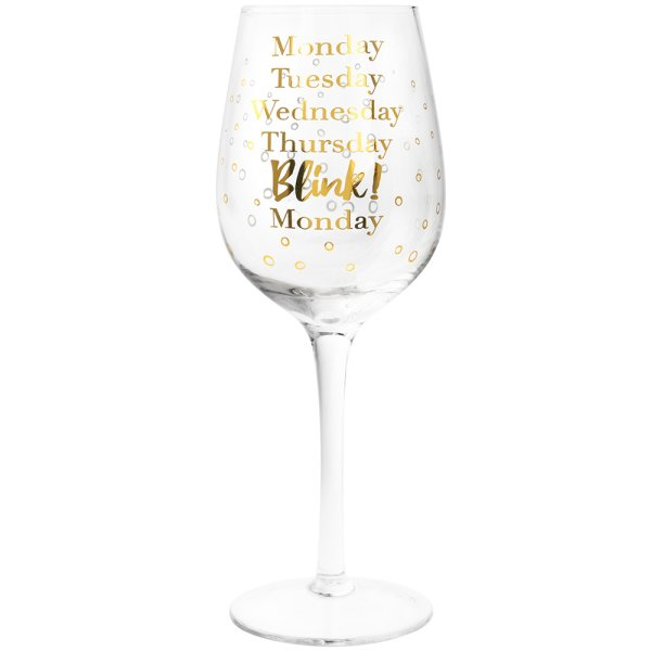 BLINK WINE GLASS