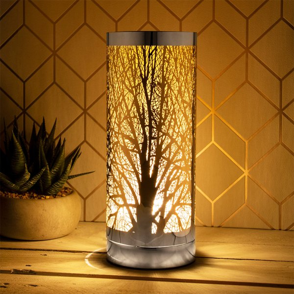 DESIRE AROMA TOUCH LAMP AMBER